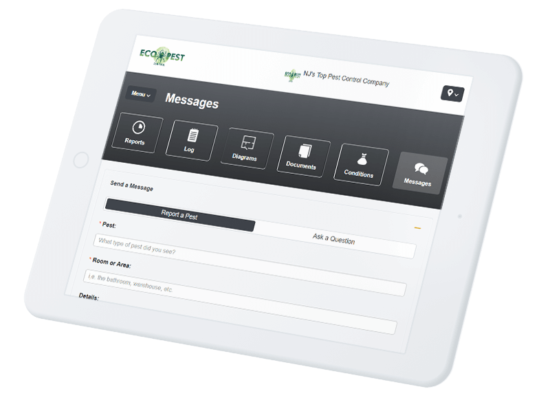 CustomerConnect dashboard